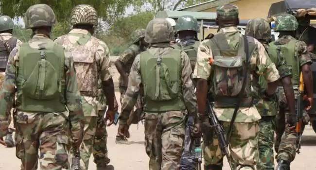 Orlu: Reactions Trail Army's Deployment Of Soldiers, Helicopters To Engage ESN - Vantage News Nigeria