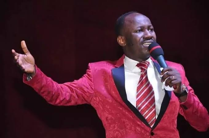 Reactions Trail Apostle Suleiman's Purchase Of 3rd Private Jet - Vantage News Nigeria