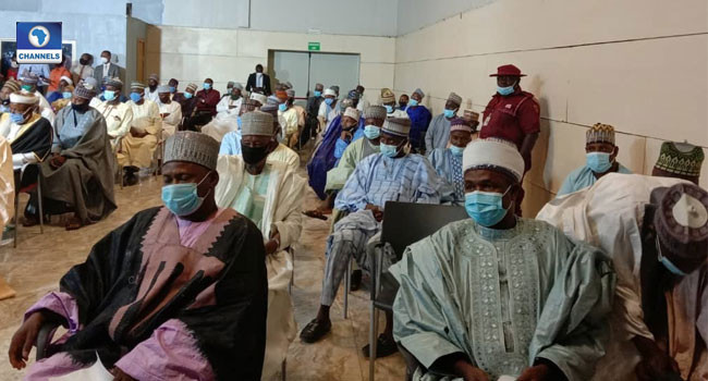 Photos From Governors Meeting With Miyetti Allah Leadership In Akure - Vantage News Nigeria