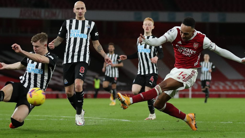 Arsenal Enter Top Half Of EPL Table After Newcastle Win - Vantage News Nigeria