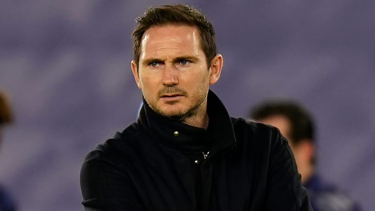 Mixed Reactions Trail Chelsea's Sack Of Frank Lampard - Vantage News Nigeria