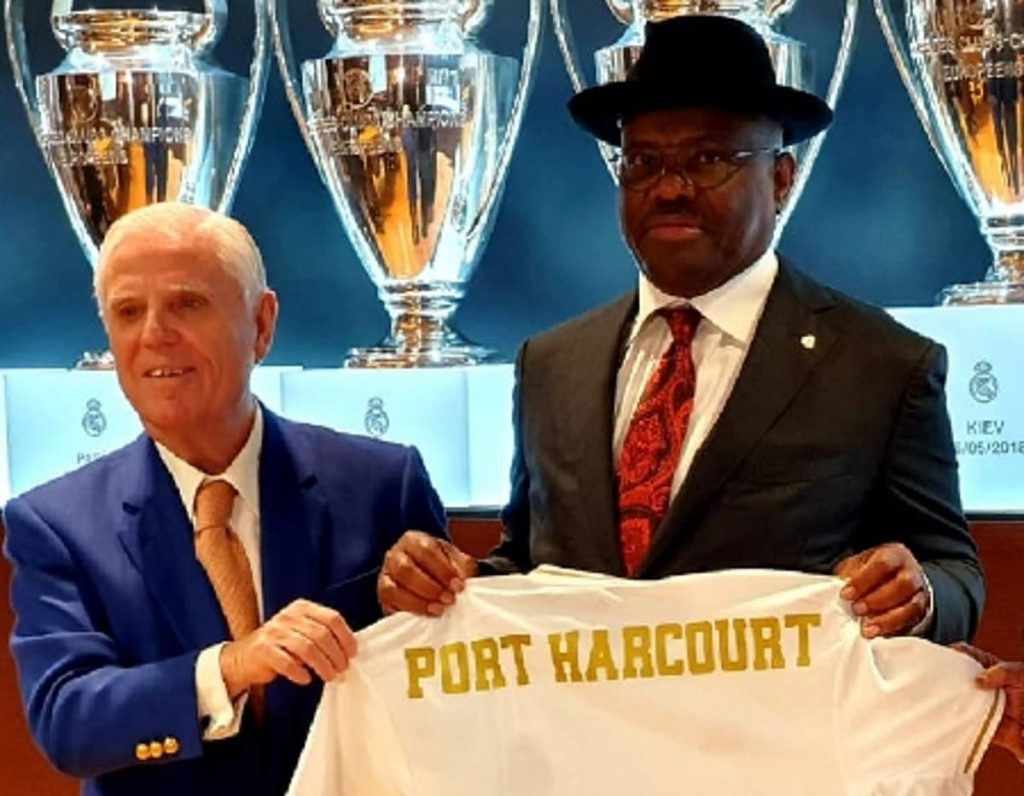 Admission Into Real Madrid Academy Begins In Rivers State - Vantage News Nigeria