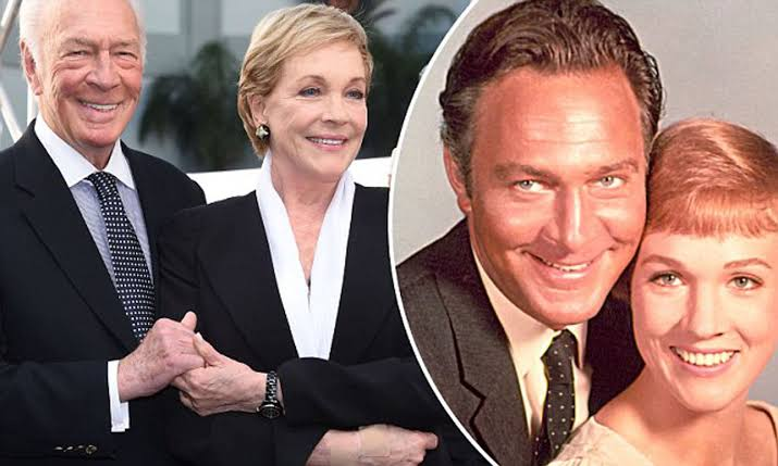 The Sound Of Music stars Julie Andrews, 79, and Christopher
