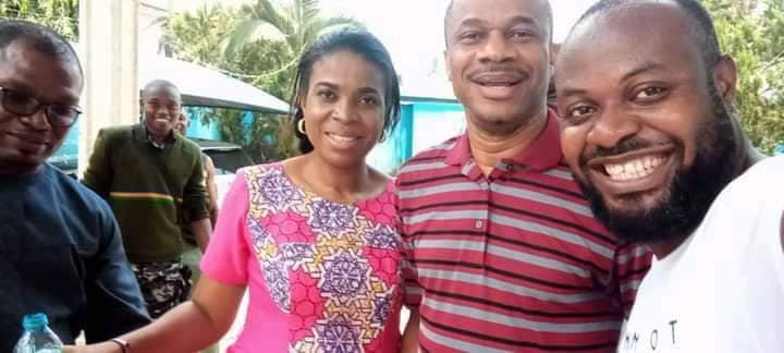 PHOTOS: Pastor Survives Ghastly Motor Accident Without Scratch - Vantage News Nigeria