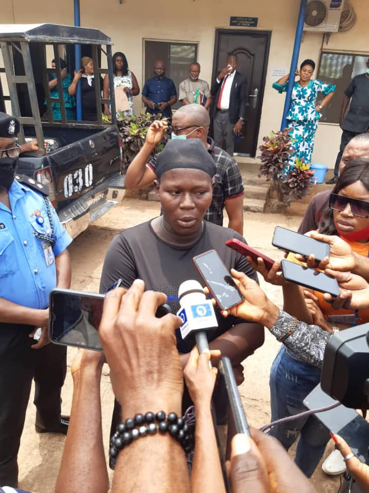 Anambra Police Says Alleged Child Killer Still In Custody, Denies Trying To Cover Up Murder Case - Vantage News Nigeria