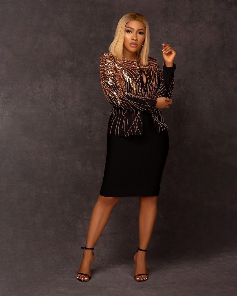 Photos: I Believe In The Woman I Am Striving To Become - Mercy Eke - Vantage News Nigeria