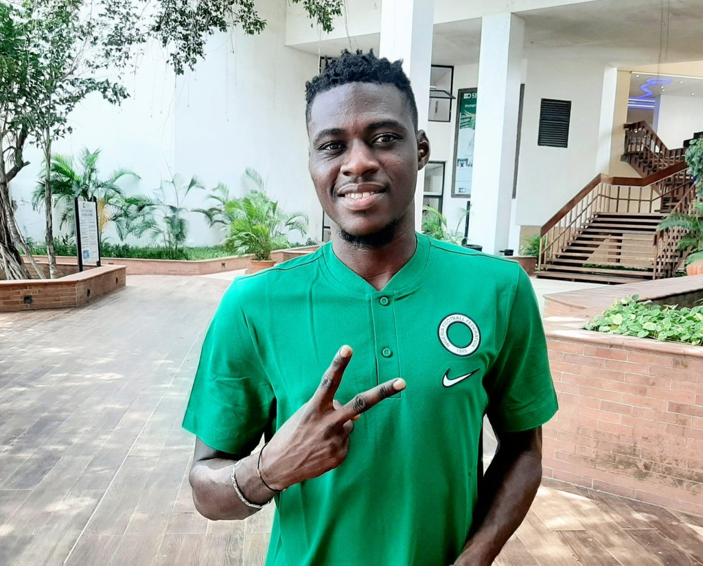 Photos: Super Eagles Players In Camp Ahead Of AFCON Qualifiers - Vantage News Nigeria