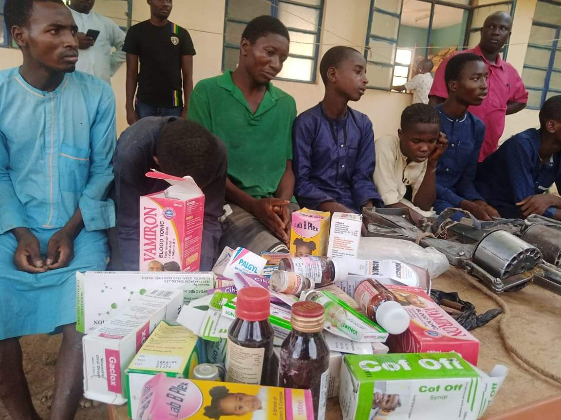 25 Year Old Man Who Allegedly Provides Medical Services To Armed Bandits Arrested In Katsina - Vantage News Nigeria