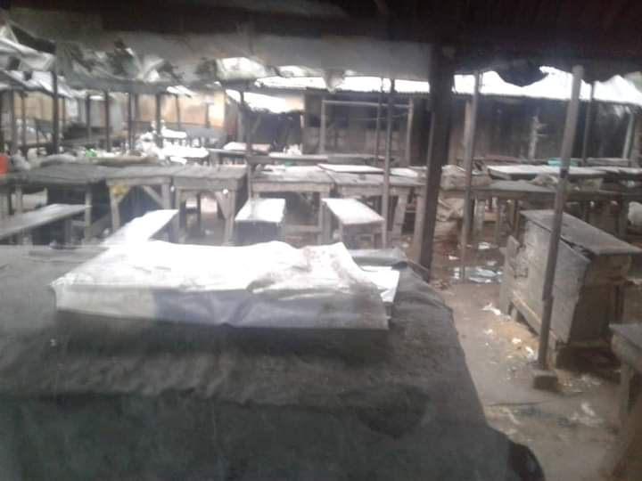 Sit-At-Home: See Deserted Streets, Parks, Markets In Southeast (Photos) - Vantage News Nigeria