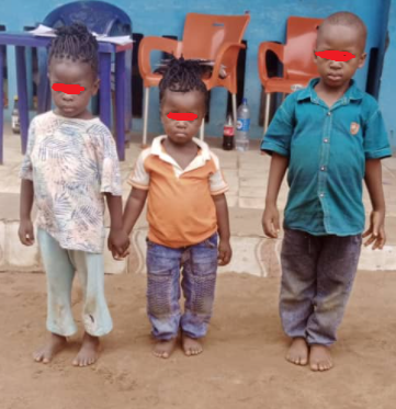 Child Trafficking: Imo Police Arrest Doctor, Couple For 'Stealing' Siblings From Enugu - Vantage News Nigeria