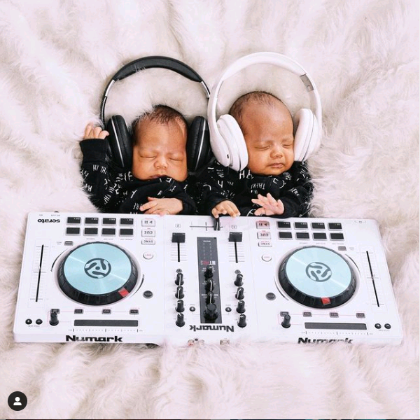 PHOTOS: Nick Cannon And DJ Abby DeLaRosa Celebrate Twins 1 month After - Vantage News Nigeria