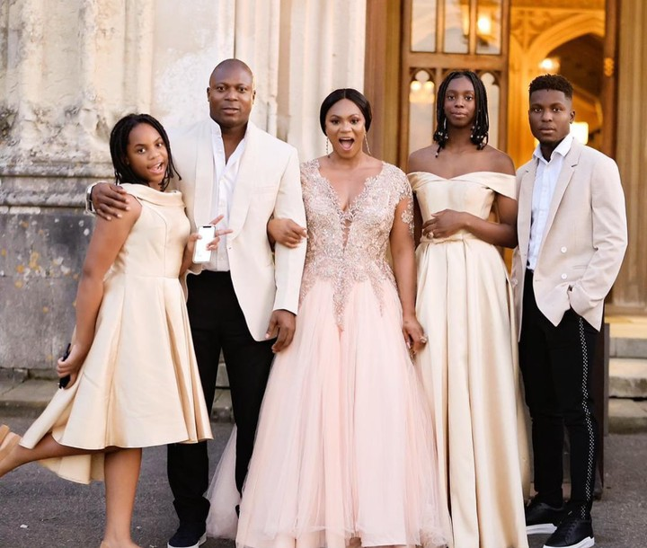 See Adorable Pictures Of Yakubu Aiyegbeni's Family - Vantage News Nigeria